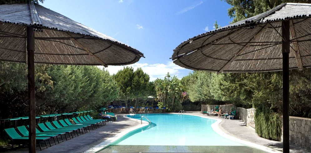 Pool Hotel le Rocce - Le Dune Resort & Spa