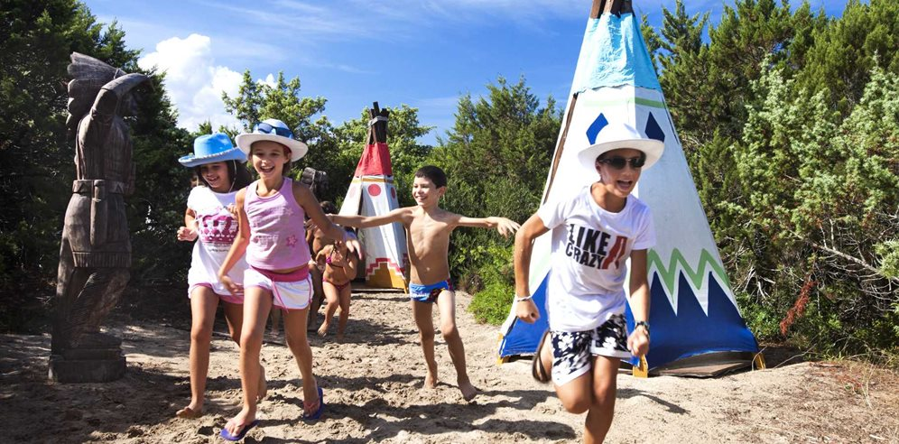 Family Holiday - Le Dune Resort & Spa