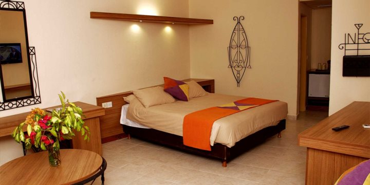 Kombo Beach Refurbished Premium Room