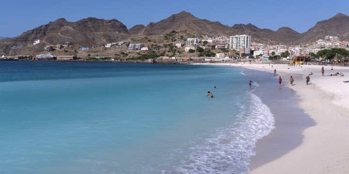 Laghina beach, Sao Vicente