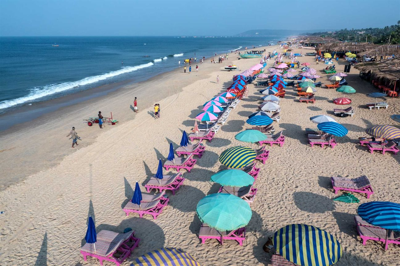 Image result for goa images beach
