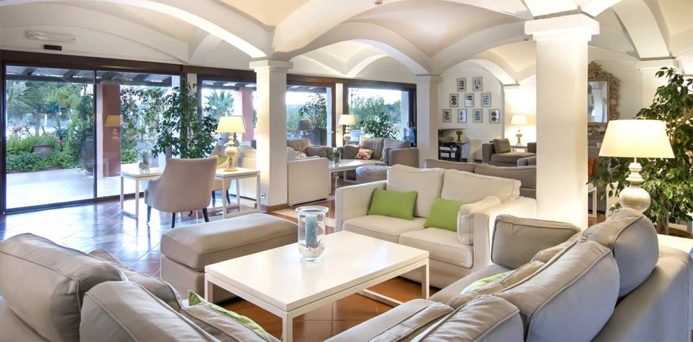 Lounge  - Hotel Le Ginestre