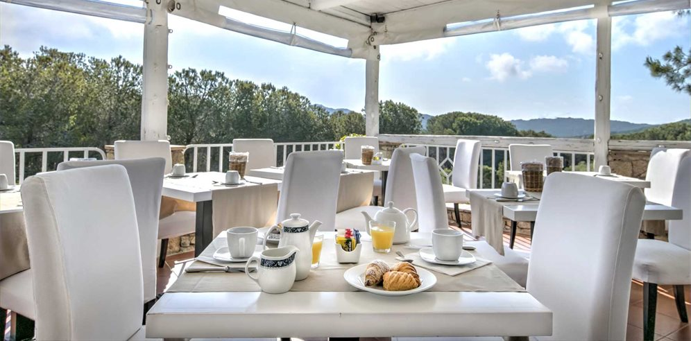 Breakfast  - Hotel Le Ginestre