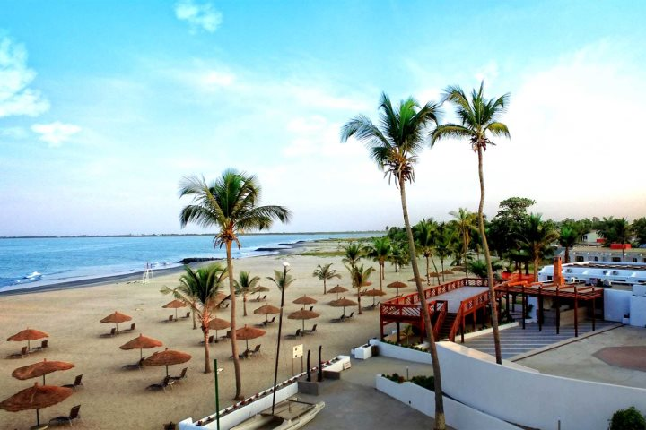 All-inclusive holidays in The Gambia - Sunbeach Hotel