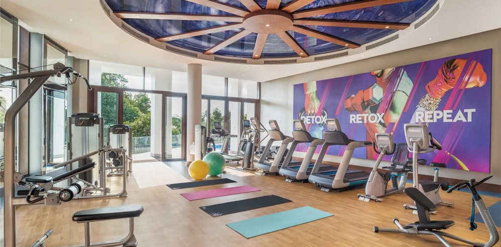 FIT Gym at W Goa, Vagator, North Goa