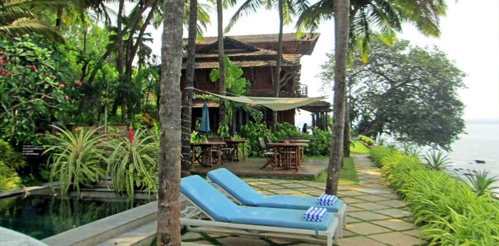 Ahilya by the Sea, Nerul, North Goa