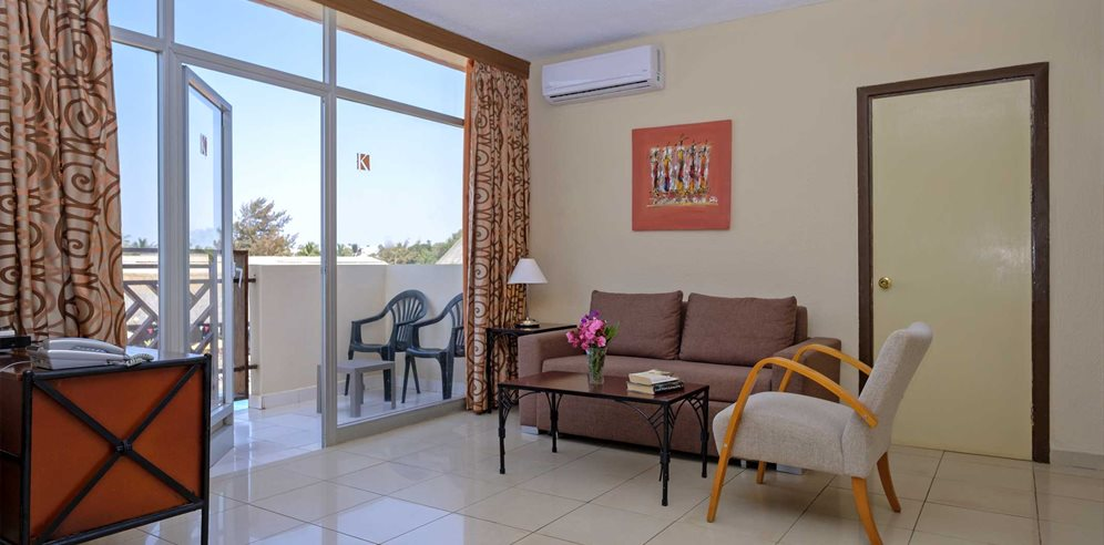 Suite at Kombo Beach Hotel, Kotu, The Gambia