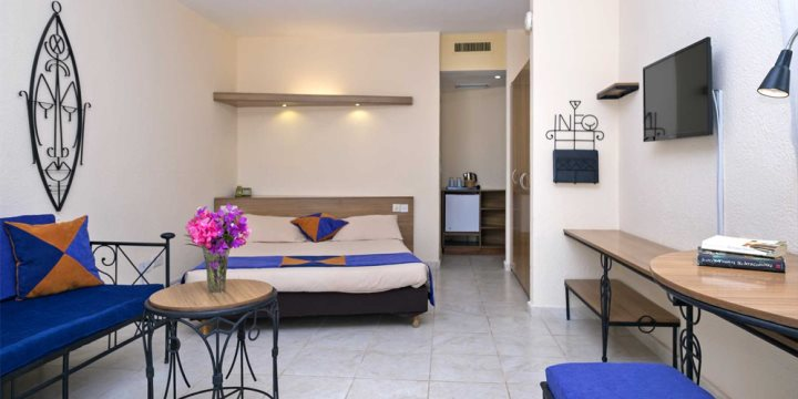 Refurbished Superior Room at Kombo Beach Hotel, Kotu, The Gambia