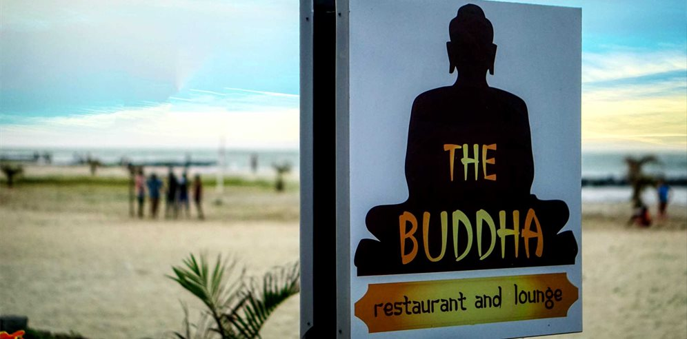 Buddha Restaurant at Ocean Bay Hotel, Cape Point, The Gambia