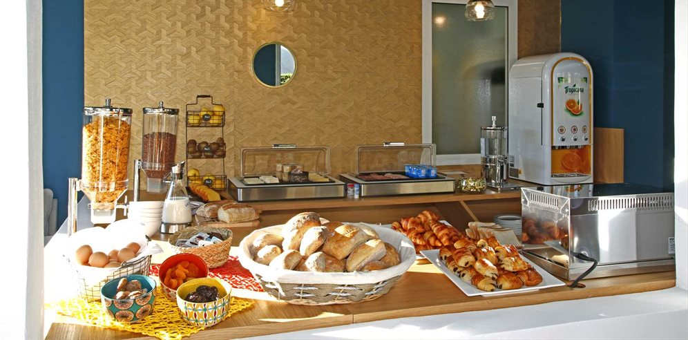Breakfast Buffet, Hotel l'Onda