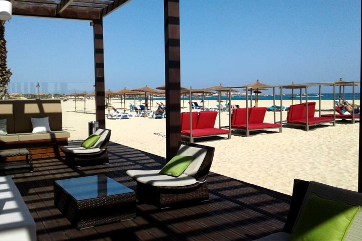 Beach resorts in Cape Verde