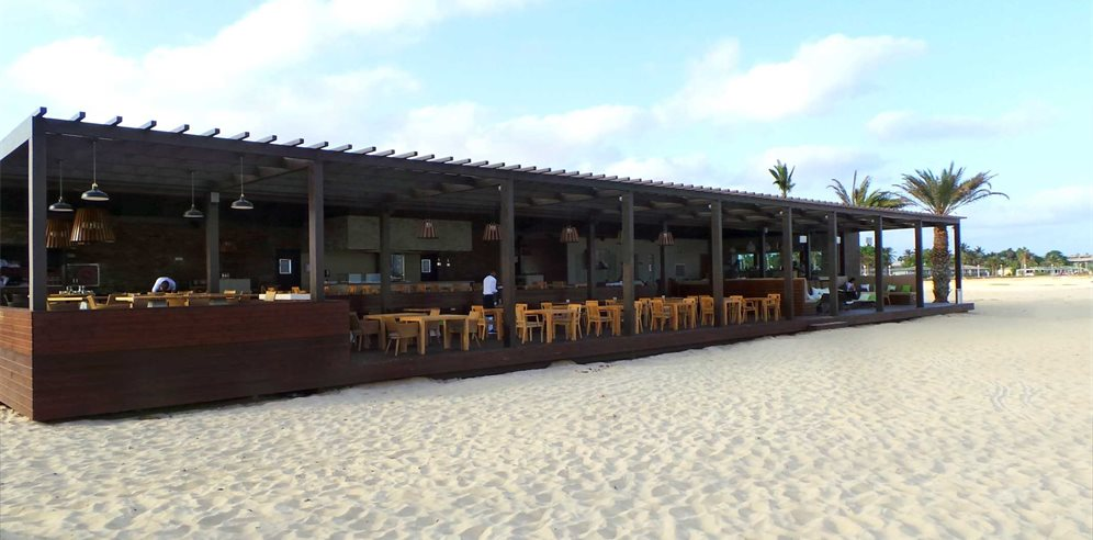 The Bounty Beach Restaurant/bar