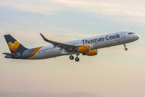 Thomas Cook plane  - Thomas Cook Airlines