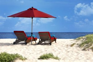 Relax on Santa Maria Beach at The Hilton Cabo Verde Sal Resort