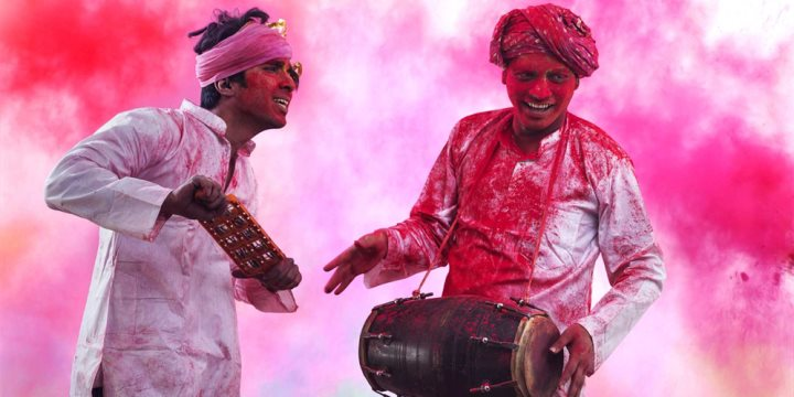 Holi festival celebrations - India Picture | Shutterstock