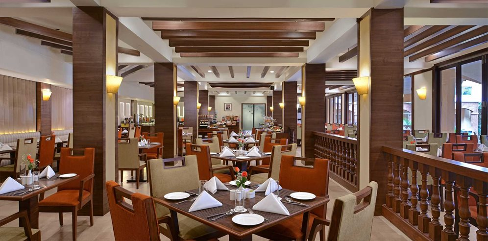 Mosaic Restaurant at Country Inn & Suites, Candolim, North Goa