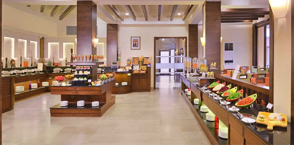 Mosaic Restaurant Buffet at Country Inn & Suites, Candolim, North Goa