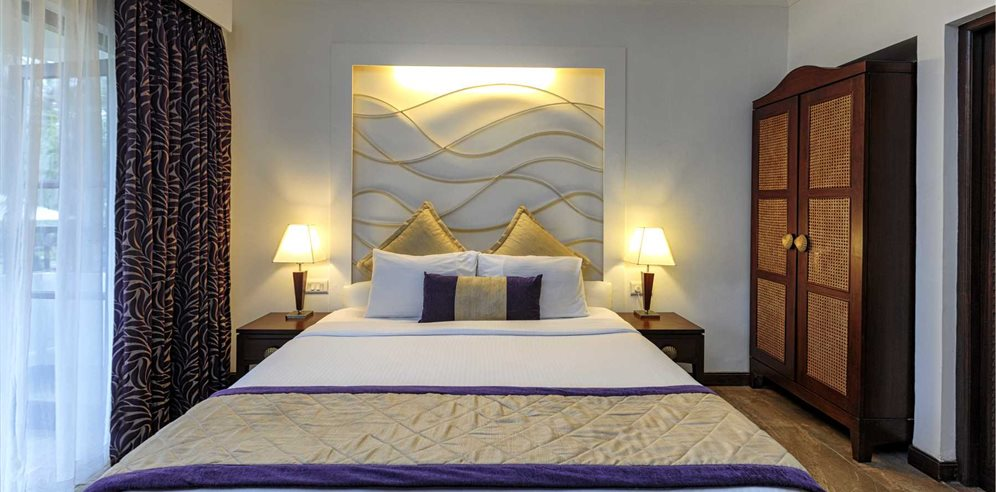 Standard room at Sonesta Inns, Candolim, North Goa