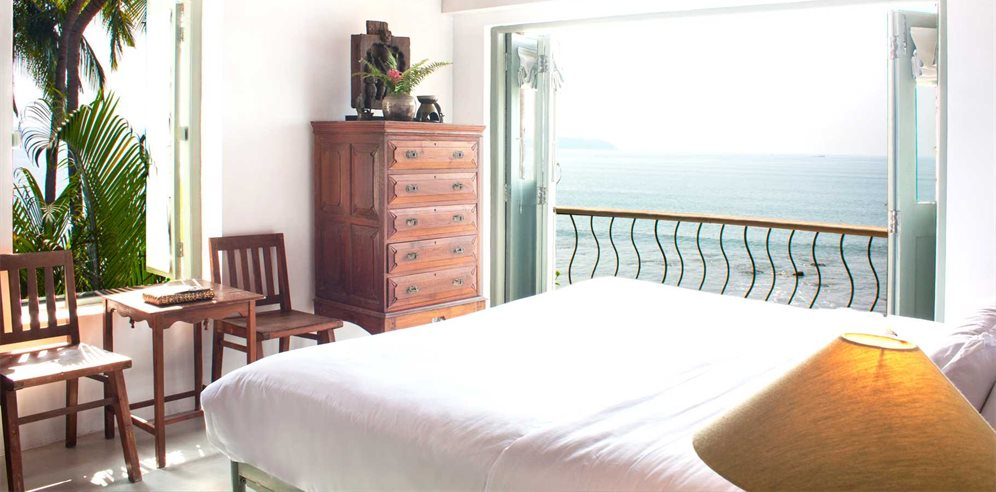 Fakir room at Ahilya by the Sea, Nerul, North Goa