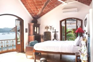Trinidade Suite at Ahilya by the Sea, Nerul, North Goa
