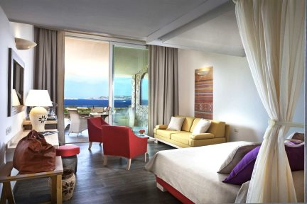 Junior Suite Licciola Sea View
