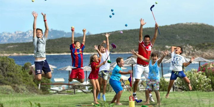 Kids' Activities - Resort Valle dell'Erica Thalasso & SPA