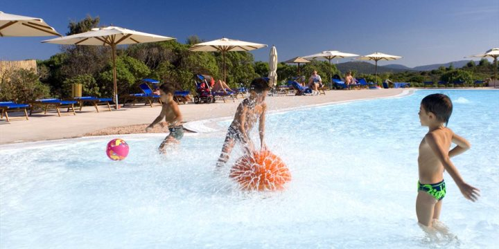 Children's Pool - Resort Valle dell'Erica Thalasso & SPA