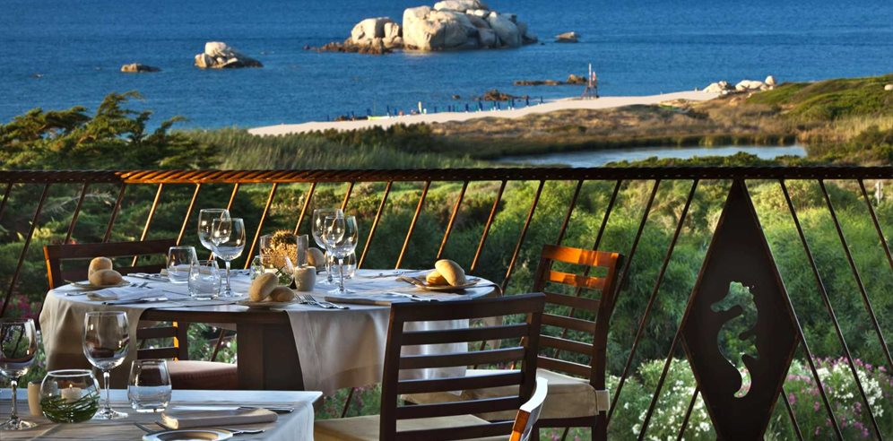 Les Bouches Restaurant - Resort Valle dell'Erica Thalasso & SPA