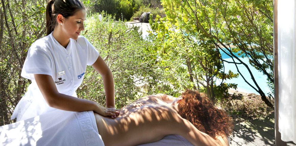 Open Air Massage