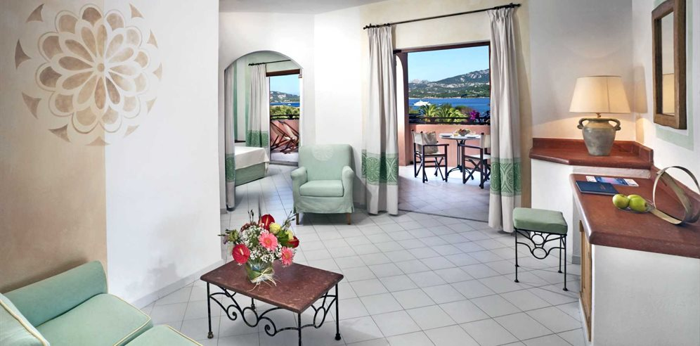 Junior Suite Borgo Sea View