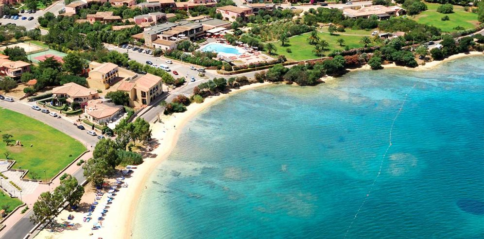Aerial View - Resort Cala di Falco