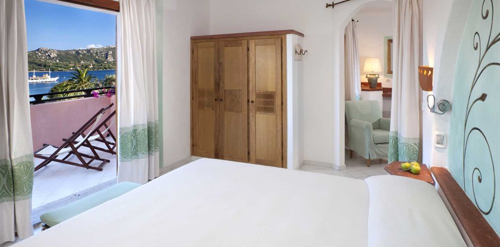 Junior Suite Borgo Sea View - Resort Cala di Falco