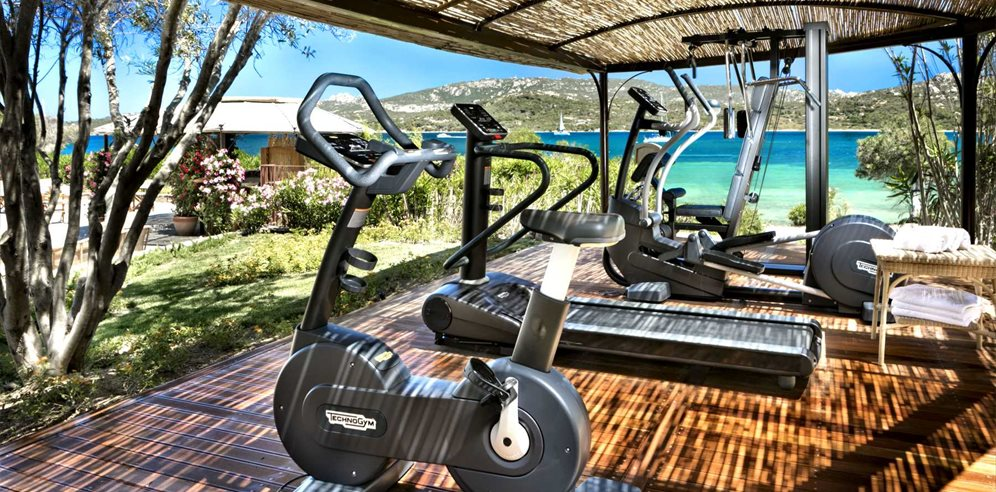 Gym - Resort Cala di Falco