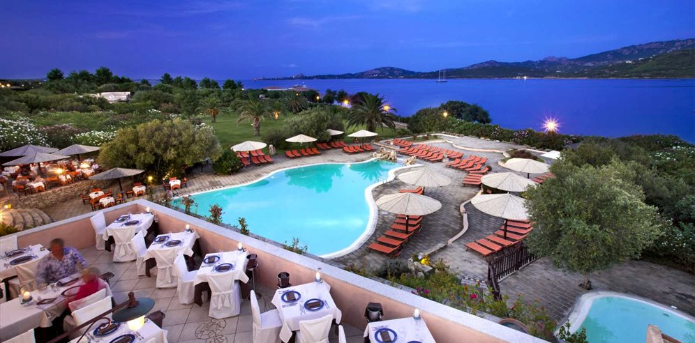 La Terrazza Restaurant - Resort Cala di Falco