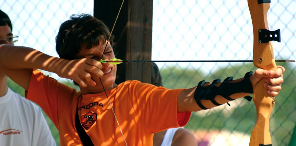 Archery Teen Club - Le Dune Resort & SPA