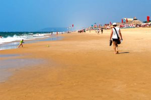 Candolim Beach in North Goa.  - mnf74 | Shutterstock