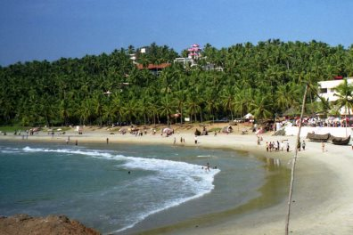 Kovalam Beach, Kerala  - Ryan | Flickr creative commons