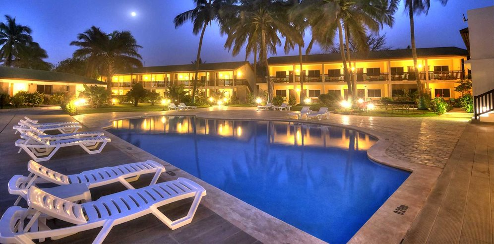 Sunset Beach Hotel, Kotu, The Gambia