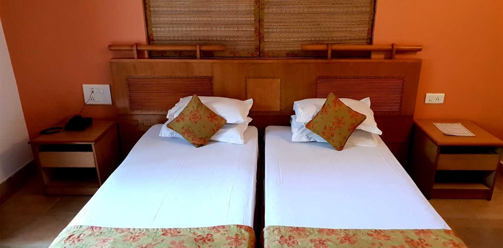 Superior Room at Alidia Beach Resort, Baga, North Goa