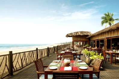 Caravela Restaurant, Taj Holiday Village Resort & Spa, Sinquerim, North Goa