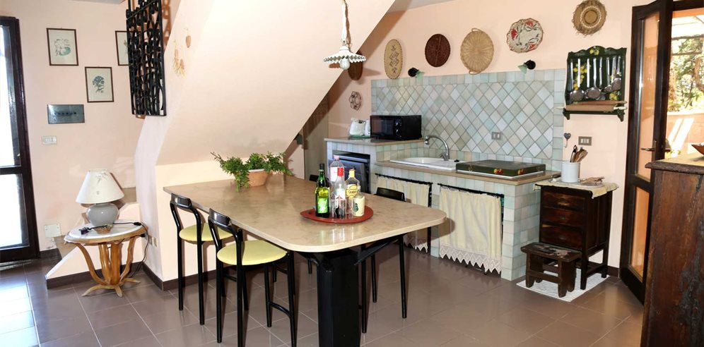 Kitchen - Casa Marianina
