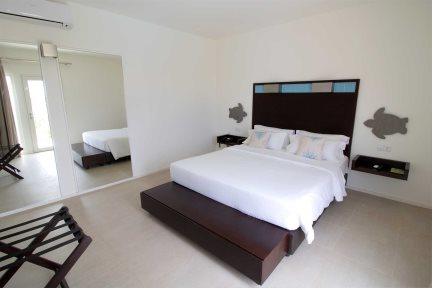 Junior Suite at Dunas de Sal