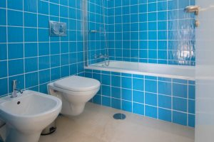 Bathroom in the Standard Room, Dunas de Sal, Sal, Cape Verde