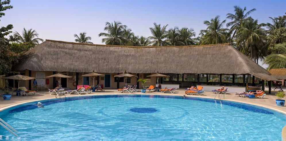 Kairaba Beach Hotel, Kololi, The Gambia