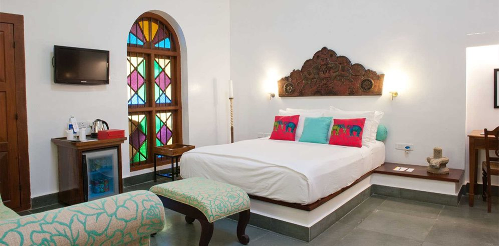 Deluxe Room at Purity at Lake Vembanad, Backwaters, Kerala