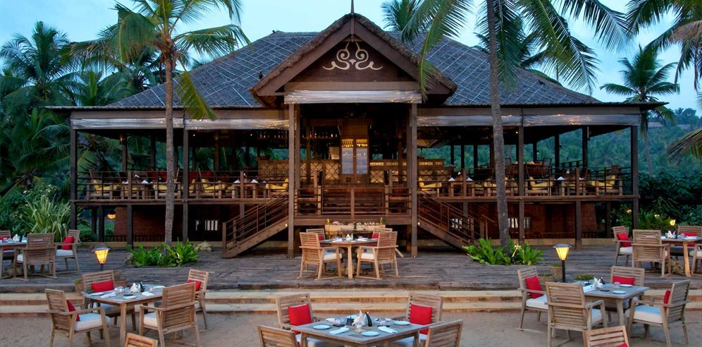 Bait Restaurant, Taj Green Cove Resort & Spa, Kovalam, Kerala