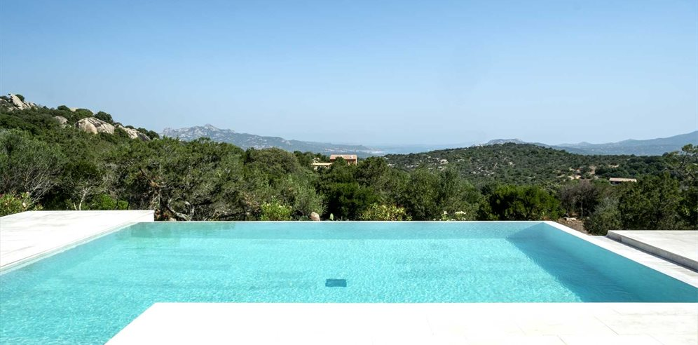 Pool and Views - Villa Filippa