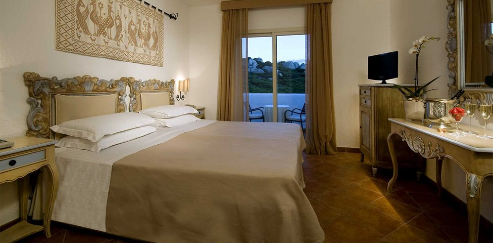 Suite Executive - Colonna Grand Hotel Capo Testa