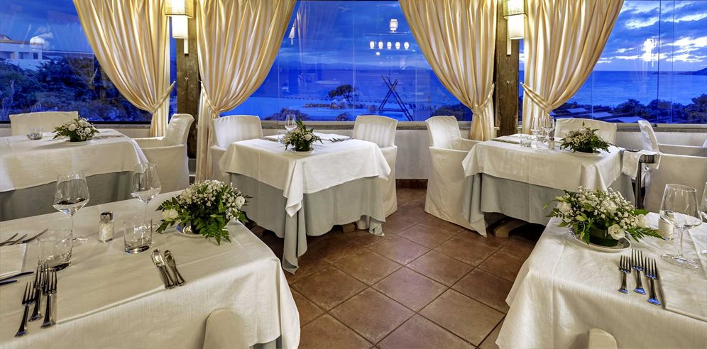 Restaurant - Colonna Grand Hotel Capo Testa