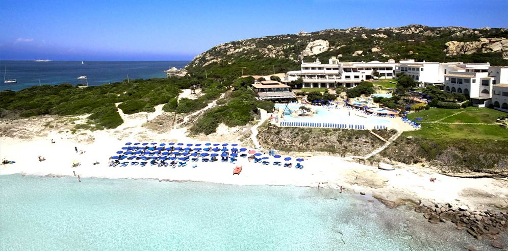 Sandy Beach - Colonna Grand Hotel Capo Testa